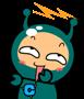 271 64 ChinaJoy doll QQ emoticons download