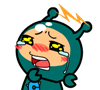 281 64 ChinaJoy doll QQ emoticons download
