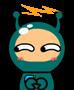 451 64 ChinaJoy doll QQ emoticons download