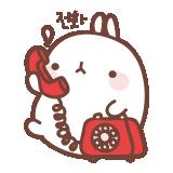 47 150 Molang Cartoon rabbit QQ emoticons emoji download