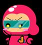53 64 ChinaJoy doll QQ emoticons download