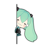 05 80 Hatsune Miku emoticons free download