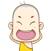 062 Bald men emoticons emoji download