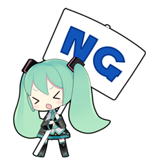 41 80 Hatsune Miku emoticons free download