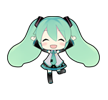 70 80 Hatsune Miku emoticons free download