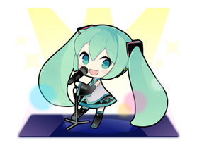 72 80 Hatsune Miku emoticons free download