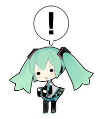 79 80 Hatsune Miku emoticons free download