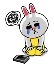 011 LINE Rabbit emoticons emoji download rabbit emoticons rabbit emoji