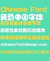 Qing niao obesity Font-Simplified Chinese