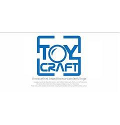 Permalink to ToyCraft Toy model website Logo-Chinese Logo design