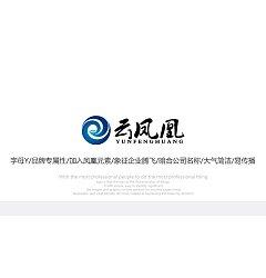Permalink to Phoenix New energy technology co., LTD Logo-Chinese Logo design