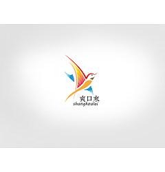 Permalink to 'Shang Kou Lai' Restaurant chain Logo-Chinese Logo design