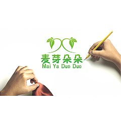 Permalink to 'Mai Ya Duo Duo' Office supplies sales company Logo-Chinese Logo design