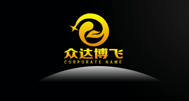 a3  'Zhong Da' Energy saving technology (Beijing) co., LTD Logo Chinese Logo design