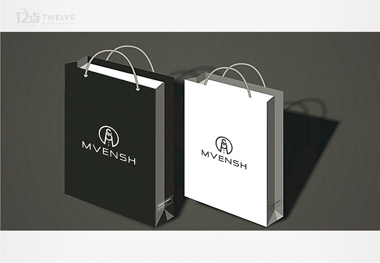 The letter 'MS' design Logo-Chinese Logo design