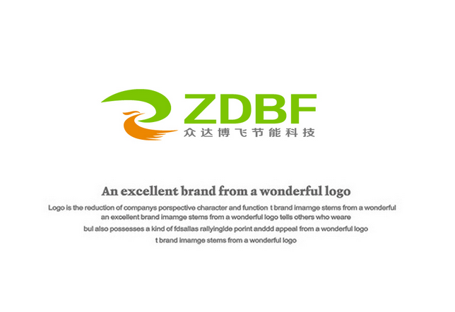 a61  'Zhong Da' Energy saving technology (Beijing) co., LTD Logo Chinese Logo design