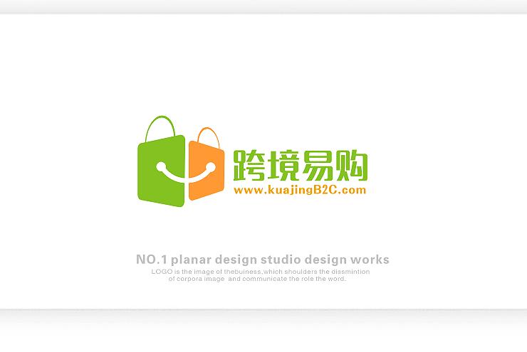 Kuajingb2c online network shopping platform logo chinese for Design scandinavo shop online