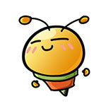 03217c3cfe2cc14ebb2b4aae5b7e3e42 Cute little bee free smiley emoticons bee emoticons bee emoji