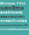 Lovely Mickey Mouse Font-Simplified Chinese