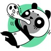 05 Act cute  panda face images panda emoticons panda emoji