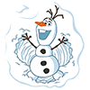0444a8e5a3b9a417c95cfff0e9637c1e Frozen snowman animated emoticons emoji download