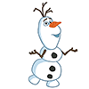 27625807b58f73512dc0e431045c61e0 Frozen snowman animated emoticons emoji download