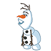 39f8524e0219344ebed30ae065af0b68 Frozen snowman animated emoticons emoji download