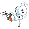 58ff0814f7a3bfc27f36a9892211169d Frozen snowman animated emoticons emoji download