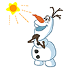 798c4f7bc930182cc510c6ce68282cc3 Frozen snowman animated emoticons emoji download