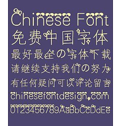 Permalink to Burgeen Font-Simplified Chinese