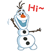 a3e85c153797a63c3552b9b39aa26302 Frozen snowman animated emoticons emoji download