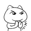 c8ced63b4fcb824acf4d201a1466e1cc 100 Psychiatric Cat Emoticons