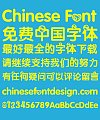 Love bubble Font-Simplified Chinese