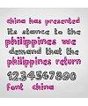 JoanneCandy Font Download