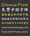 MT Graffiti Handwriting Font-Simplified Chinese