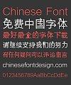 Sacred Sagittarius Font-Simplified Chinese