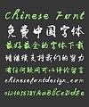 Xuke Li Handwriting Calligraphy (v1.4) Font-Simplified Chinese