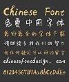 Xuke Li Handwriting caricature (v1.0) Font-Simplified Chinese