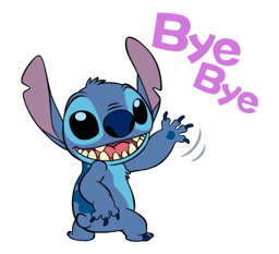 161 82 Stitch Funny chat emoji images are downloaded