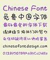 Font housekeeper children handwritten style Font-Simplified Chinese
