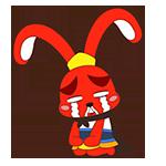 40 Halloween funny bunny emoji gifs