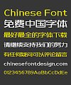 Zao Zi Gong Fang Elegant Chinese Font(Normal Font) -Simplified Chinese
