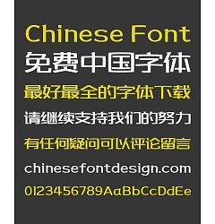 Permalink to Zao Zi Gong Fang Elegant Chinese Font(Normal Font) -Simplified Chinese