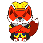 1 35 Fox devil emoji gifs to download fox emoticons fox emoji