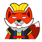 13 35 Fox devil emoji gifs to download fox emoticons fox emoji