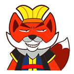 20 35 Fox devil emoji gifs to download fox emoticons fox emoji
