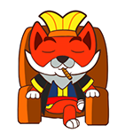 35 Fox devil emoji gifs to download