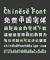 The wizard of oz Chinese Font-Simplified Chinese Fonts