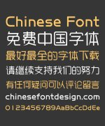 Chasing The Waves  Elegant Song (Ming) Typeface Chinese Font-Simplified Chinese Fonts