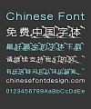 Wonderful Leaves Chinese Font-Simplified Chinese Fonts
